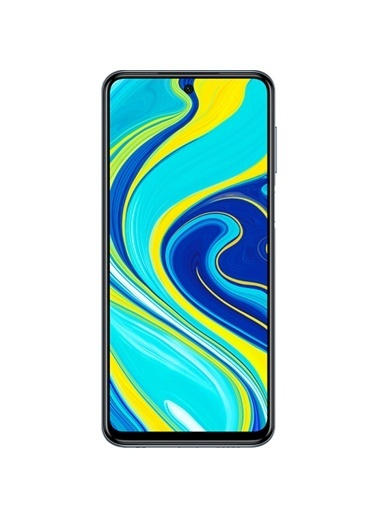 Xiaomi Redmi Note 9S 128GB Interstellar Gri Cep Telefonu (Xiaomi Türkiye Garantili) Gri